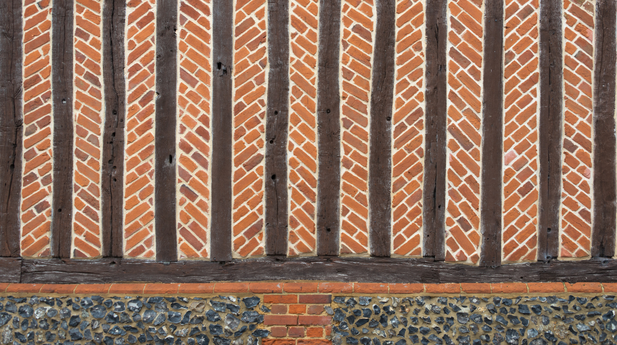 Brick Wall - Lime Works Building Restoration & Property Care